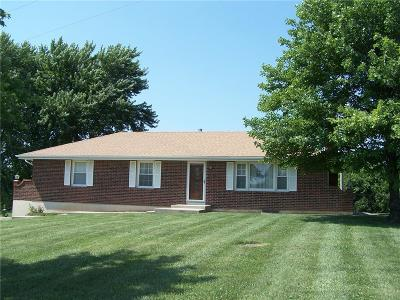 Harrisonville MO Single Family Home For Sale: $229,000