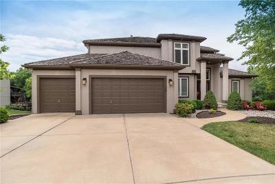 Lenexa Single Family Home For Sale: 21109 W 81st Terrace