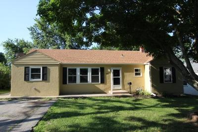 Independence Single Family Home For Sale: 1409 W Scott Place