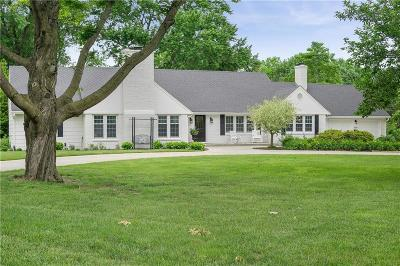 Johnson-KS County Single Family Home For Sale: 3900 W 90th Terrace