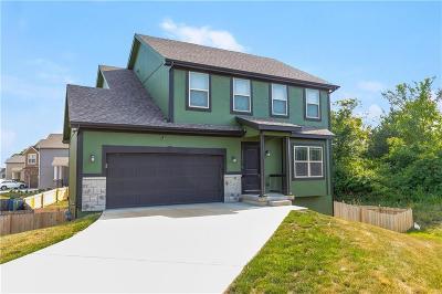 Kansas City Single Family Home For Sale: 12619 Charlotte Street