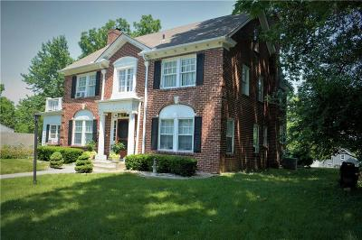 Liberty Single Family Home For Sale: 25 Moss Avenue