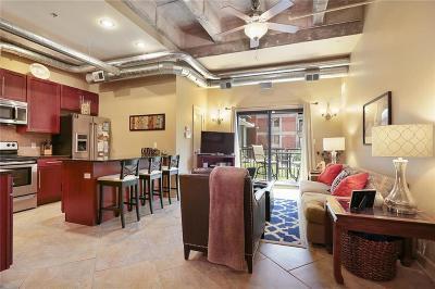Condo/Townhouse For Sale: 2940 Baltimore Avenue #1105