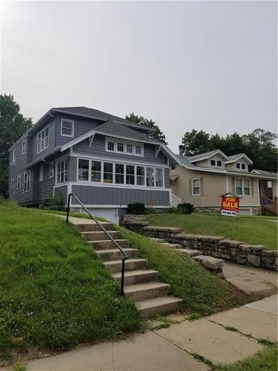 Kansas City Single Family Home For Sale: 5117 Forest Avenue
