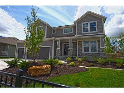Olathe Single Family Home For Sale: 10749 S Race Street