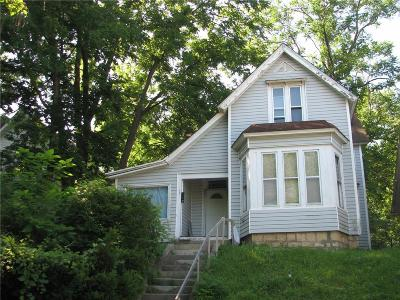 Leavenworth Single Family Home For Sale: 621 Walnut Street