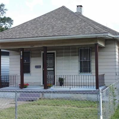 Kansas City Single Family Home For Sale: 5809 St John Avenue