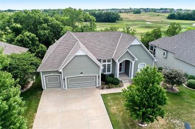 Olathe Single Family Home For Sale: 14645 S Inverness Street