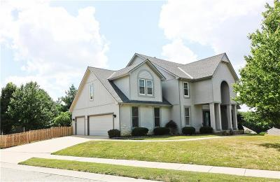 Liberty Single Family Home For Sale: 741 Cottonwood Terrace