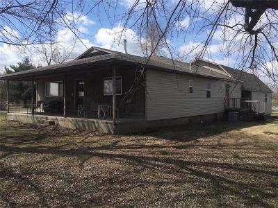 Jasper County Single Family Home For Sale: 419 County Road 180 Road