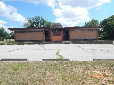 Kansas City Commercial For Sale: 5211 E 112th Terrace