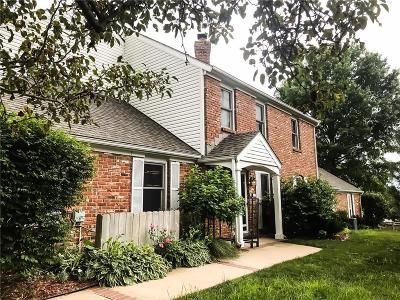 Lawrence Condo/Townhouse For Sale: 1582 El Dorado Drive