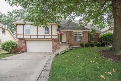 Shawnee Single Family Home For Sale: 7321 Halsey Street