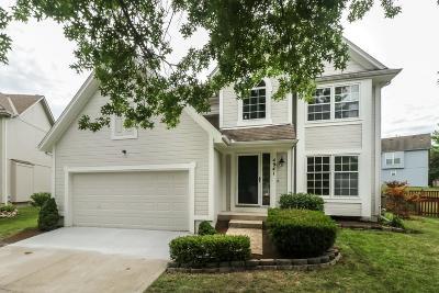 Shawnee Single Family Home For Sale: 4941 Payne Street