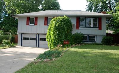 Harrisonville MO Single Family Home For Sale: $132,500