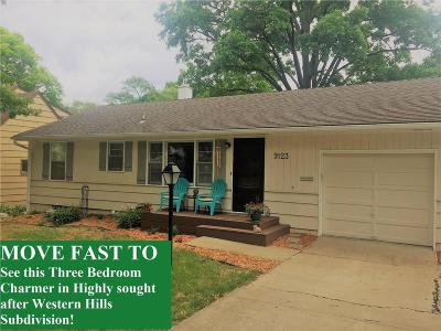 Kansas City MO Single Family Home For Sale: $165,000
