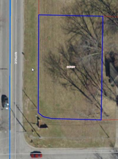 Wyandotte County Residential Lots & Land For Sale: 7158 Riverview Street