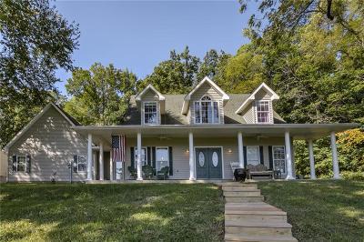 Baldwin City Single Family Home For Sale: 803 E 1150 Road