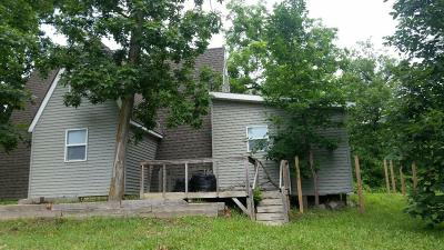 Mercer County Single Family Home For Sale: 1002 Long Road
