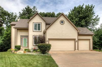 Olathe Single Family Home For Sale: 11838 Skyview Lane