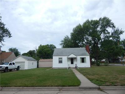 Topeka Single Family Home For Sale: 801 SW Randolph Avenue
