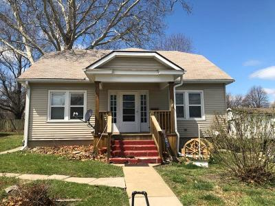 Grundy County Single Family Home For Sale: 1431 Main Street