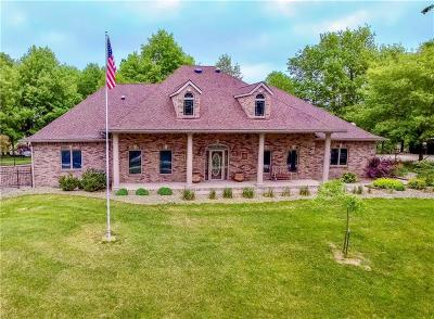 Platte County Single Family Home For Sale: 19845 S Ridgely Road