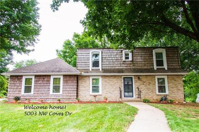 Single Family Home For Sale: 5003 NW Coves Drive