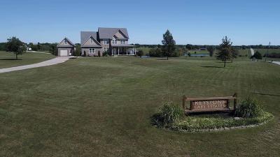 Louisburg Single Family Home For Sale: 32667 Keystone Drive