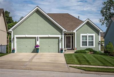 Kearney Single Family Home Contingent: 608 Porter Ridge Court
