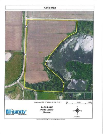 Clay County, Platte County Residential Lots & Land For Sale: B Highway