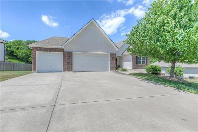 Blue Springs Single Family Home For Sale: 20910 E 50th Terrace