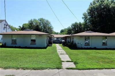 Harrisonville Multi Family Home For Sale: 705 S Lexington Street