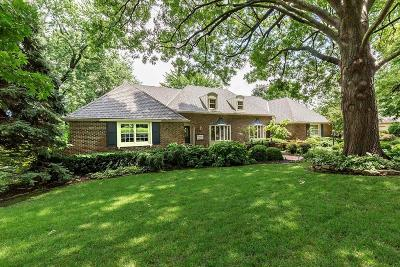Leawood Single Family Home For Sale: 9737 Overbrook Road