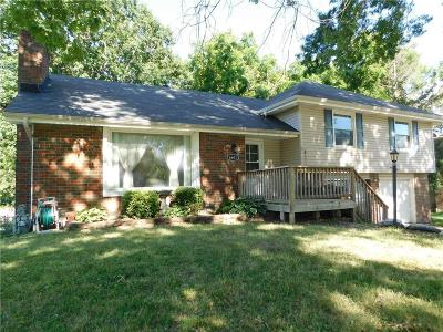 Parkville Single Family Home For Sale: 6601 NW Blair Road