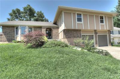 Shawnee Single Family Home For Sale: 13022 W 57th Terrace