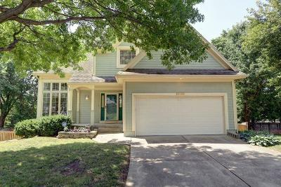 Overland Park Single Family Home For Sale: 11809 W 115th Street