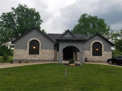 Blue Springs Single Family Home For Sale: 409 NW Fairway Drive