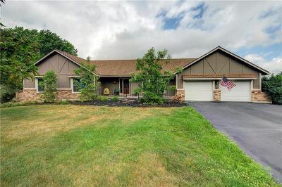 Johnson-KS County Single Family Home For Sale: 20080 W 120th Terrace