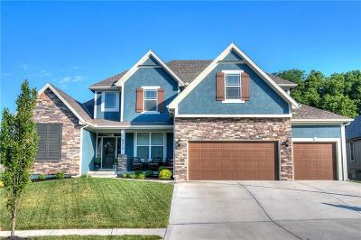 Kansas City Single Family Home For Sale: 9310 N Evanston Avenue