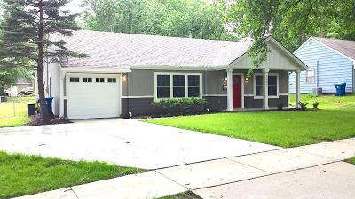Prairie Village Single Family Home For Sale: 2507 W 79th Street