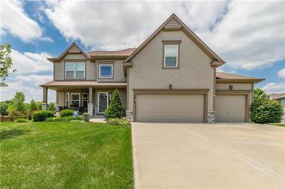 Lenexa Single Family Home For Sale: 7932 McCormack Drive