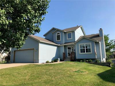 Basehor Single Family Home For Sale: 15553 Walnut Street