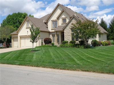 Lee's Summit Single Family Home For Sale: 1101 SW Coachlight Drive