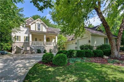 Olathe Single Family Home For Sale: 26330 W Cedar Niles Circle