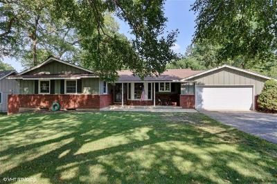Single Family Home For Sale: 8115 Dearborn Drive