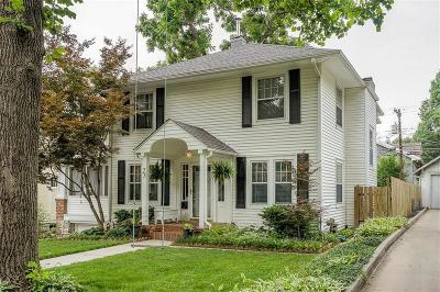 Single Family Home For Sale: 25 W 57th Terrace
