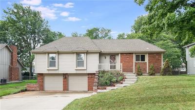Lenexa Single Family Home For Sale: 12049 W 99th Street