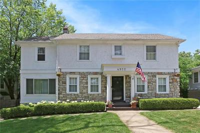 Single Family Home For Sale: 4952 Bell Street