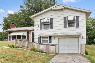 Kansas City Single Family Home For Sale: 3411 N 39th Street
